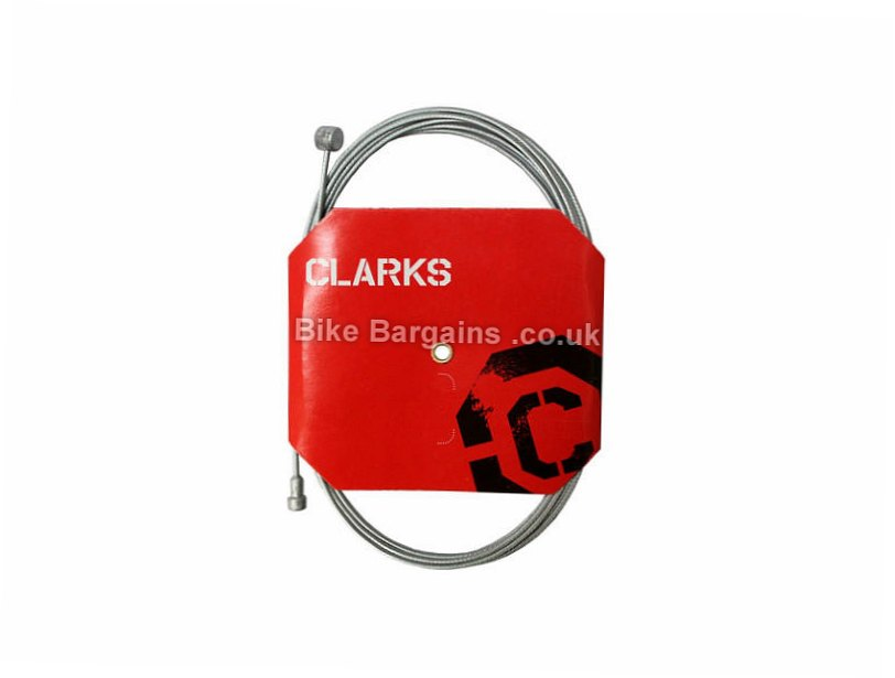 Clarks Universal SS Inner Brake Cables 2000mm, silver