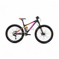 Cube Sting WLS 120 Pro 27.5″ Alloy Full Suspension Mountain Bike 2017