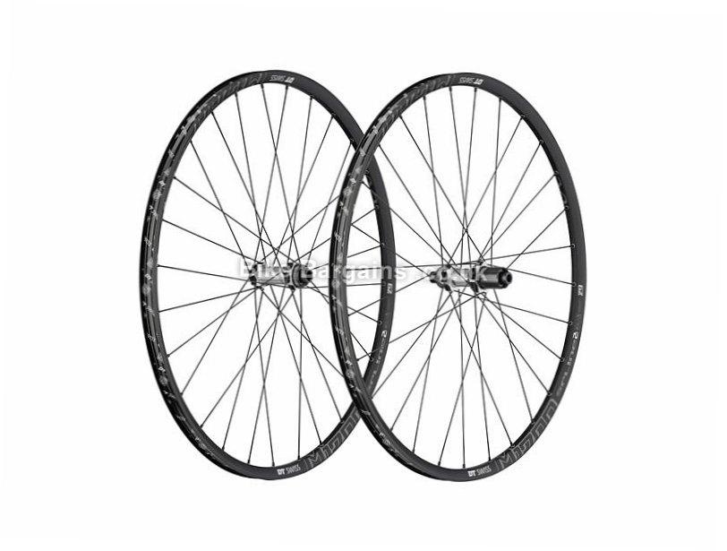 """DT Swiss M 1700 Spline Two MTB Wheels 27.5"""", Black"""