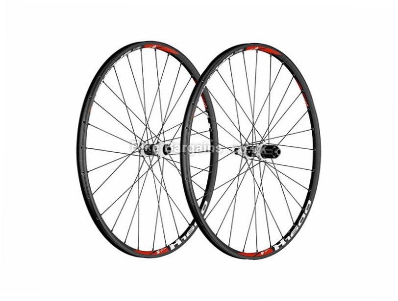 "DT Swiss X 1600 MTB Wheels Shimano, 29"", Black, Grey"