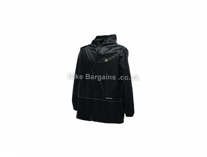 Dare 2b Brakelight II Jacket XL, Black, Men's, Long Sleeve