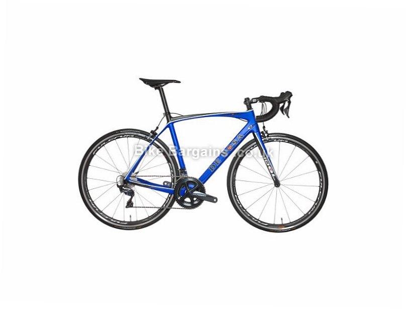 cc2d3ba6b81 De Rosa Idol Caliper Ultegra R8000 Carbon Road Bike 2017 57cm, Blue, Carbon,