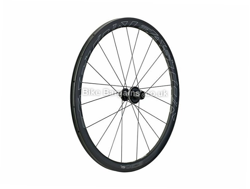 Easton EC90 SL Carbon Clincher Rear Road Wheel Shimano, SRAM, 700c, Black