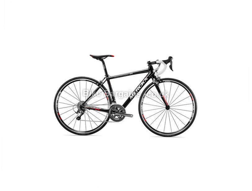 Eddy Merckx Montreal 74 Tiagra Ladies Alloy Road Bike 2017 XS,S,L, Black