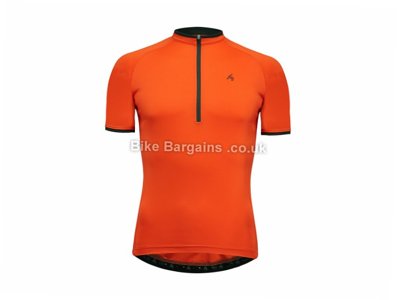 FWE BKB Short Sleeve Jersey S,XL, Black