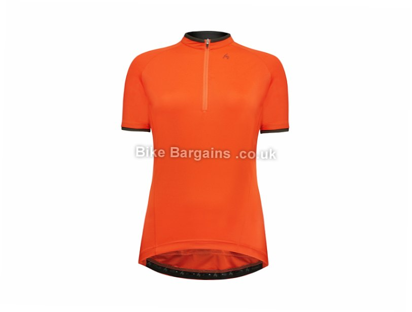 FWE Ladies BKB Short Sleeve Jersey XS,S,XL,XXL, Orange