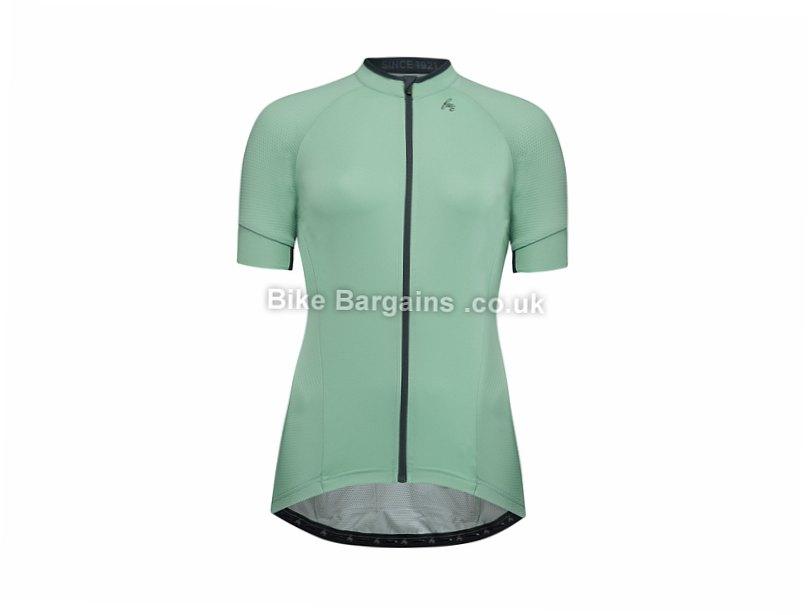 FWE Ladies LTR 2.0 Short Sleeve Jersey 2017 XS,S,M,L,XL,XXL, Green