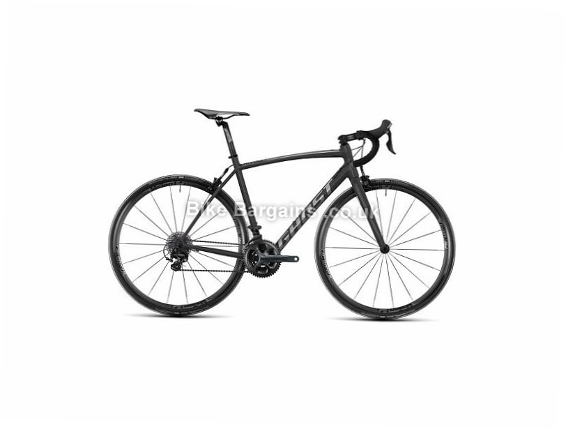 Ghost Nivolet 2 Alloy Road Bike 2017 49cm, Silver, Alloy, Calipers, 10 speed, 700c