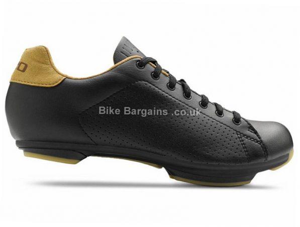 Giro Civila Ladies Road Shoes 37, Black, Brown