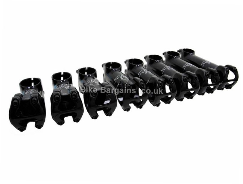 Hoy Alloy Stem Black, 90mm, 100mm, 110mm, 120mm, 130mm