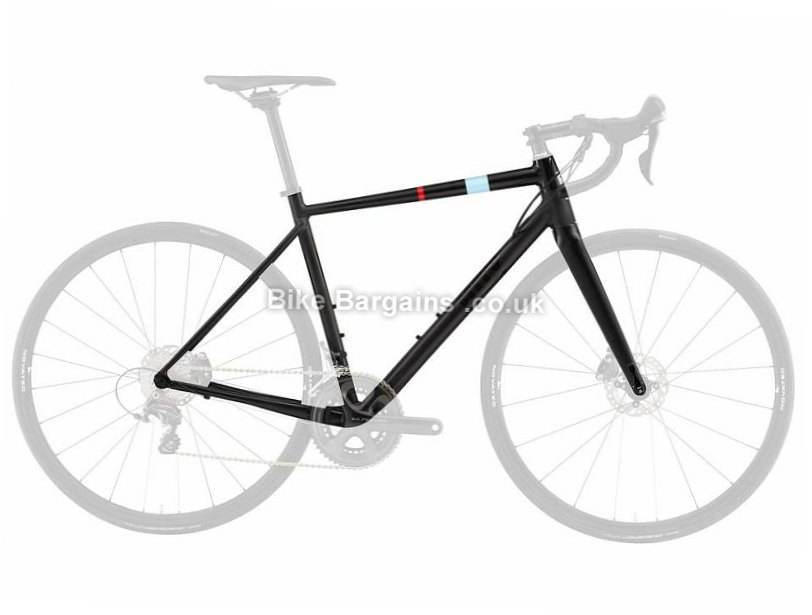 Hoy Alto Irpavi .004 Alloy Disc Road Frame 2016 XXS, Black, Alloy, Disc, 700c