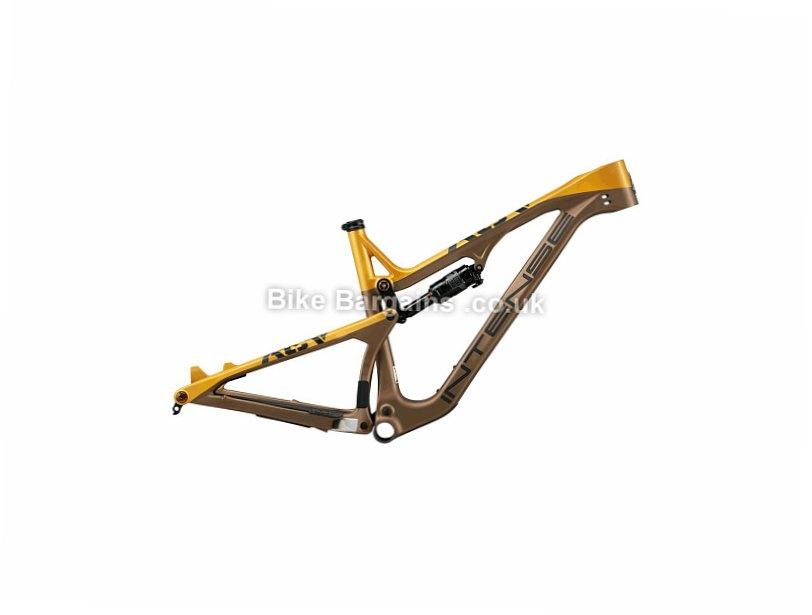 "Intense ACV 27.5+ Carbon Full Suspension Mountain Bike Frame 2017 Brown, M, 27.5"", 2.42kg"