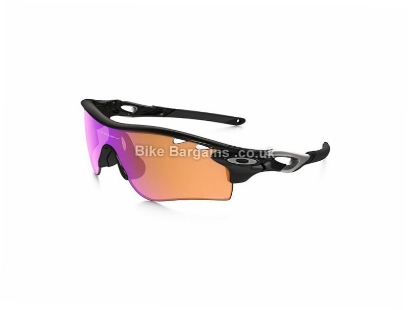 6db8ee0974 Oakley Radarlock Prizm Trail Glasses was sold for £97! (Black)