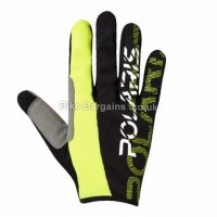 Polaris Am Defy MTB Full Finger Gloves 2017