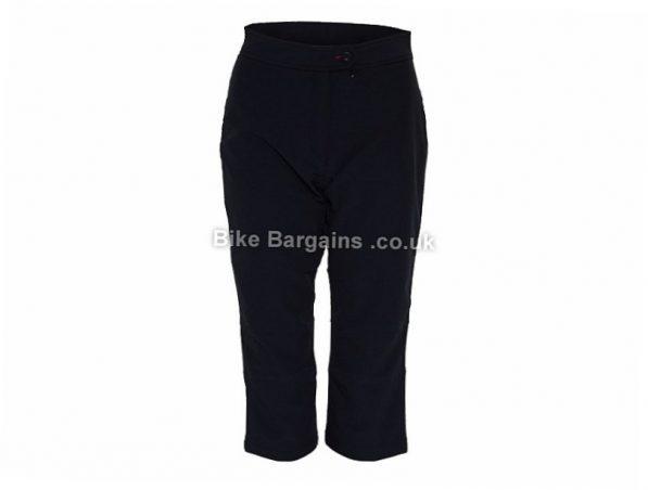 Polaris Capri Ladies Pants 8,10,12,14,16, Black