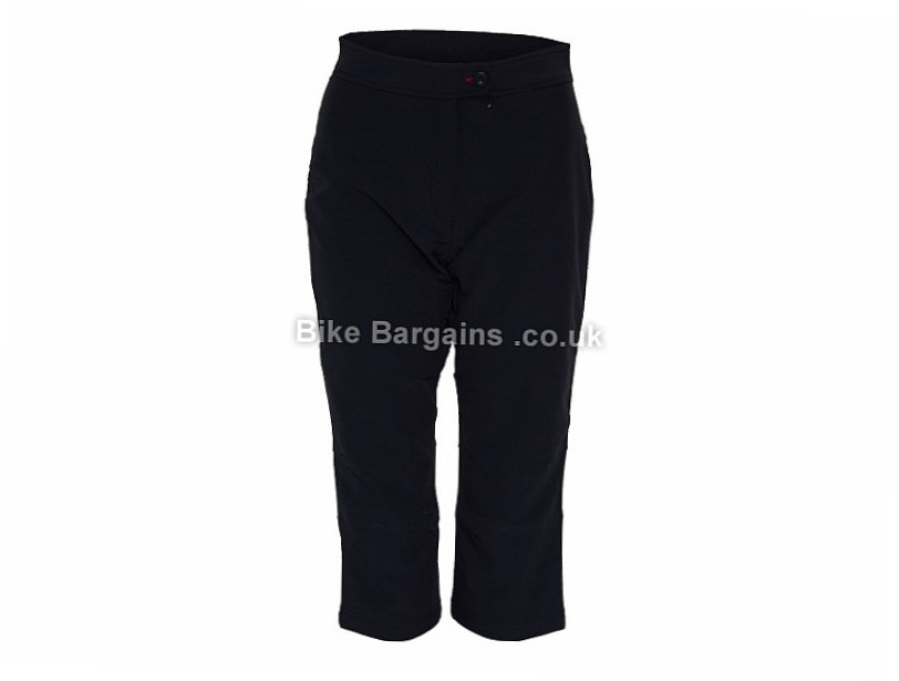 Polaris Capri Ladies Pants 8,10,12, Black