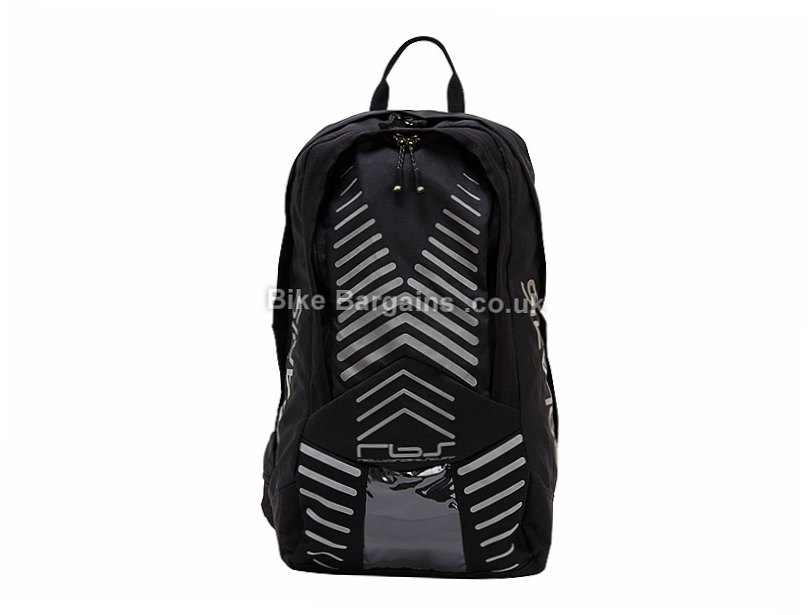 Polaris RBS Radar Commuting Backpack Black, Silver