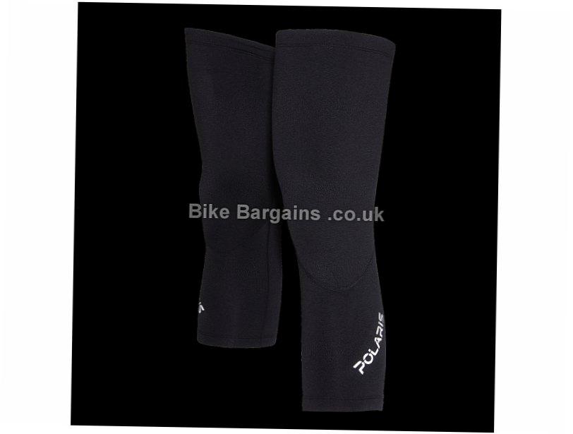Polaris Thermal Knee Warmers S,M,L,XL, Black
