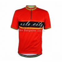 Polaris Velo City Short Sleeve Jersey
