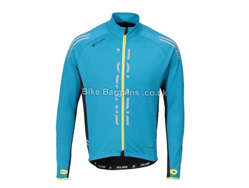 Polaris Windshear Windproof Jacket S,M,L,XL, Black, Blue, Red, Men's, Long Sleeve