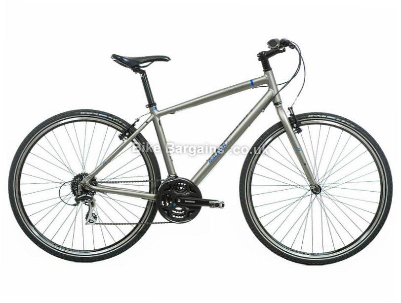 "Raleigh Strada 2 Tourney Alloy Hybrid City Bike 2017 14"", Blue"