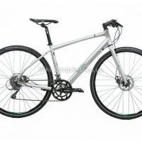 Raleigh Strada 5 Claris Alloy Hybrid City Bike 2017