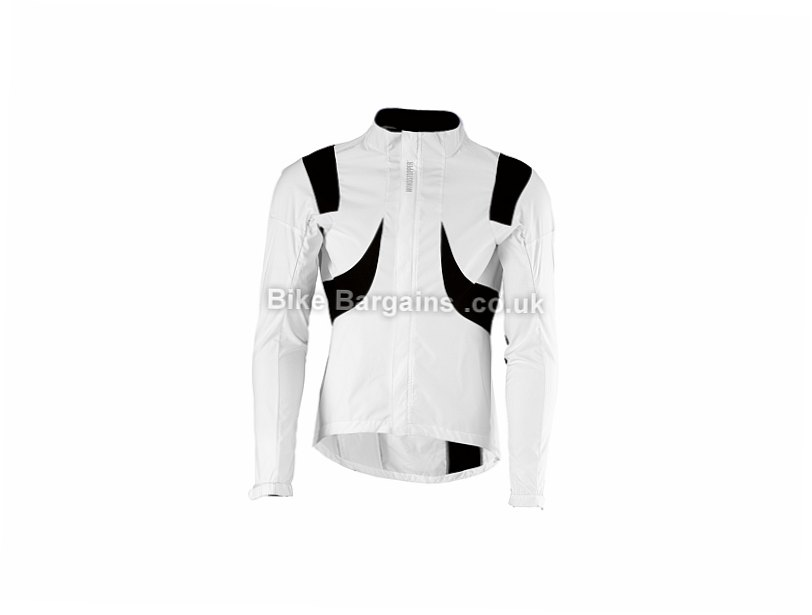 Scott RC Limited Windstopper Jacket M,L,XL, White, Black