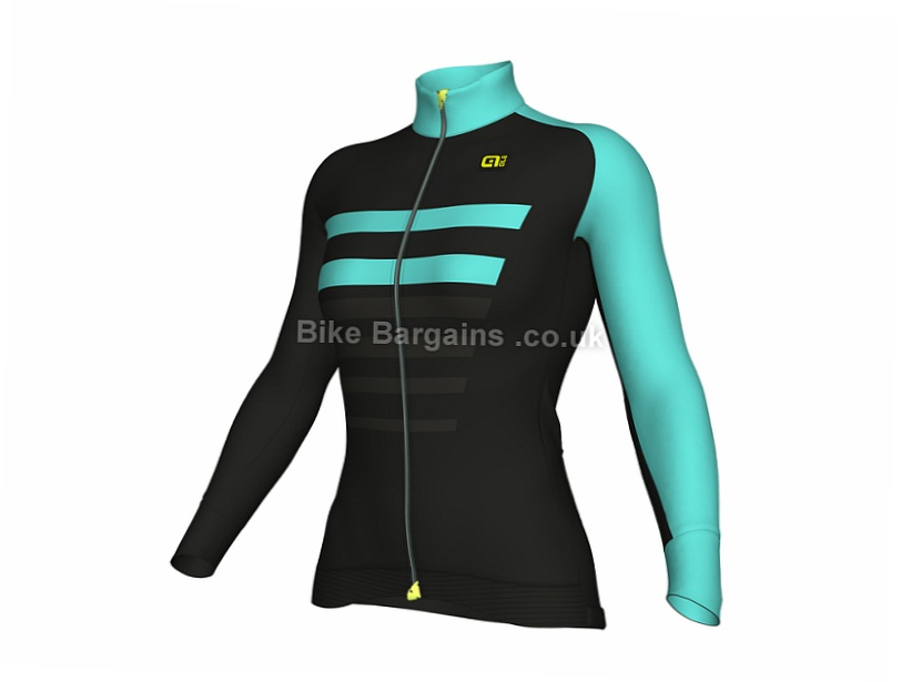 490011782 Ale Ladies Piuma Long Sleeve Jersey was sold for £50! (XS