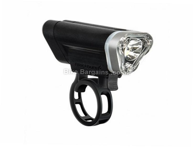 Blackburn Local 75 LED Front Bike Light Black, 75 Lumens, 25 Hours runtime, AA Batteries