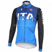 Castelli Italia Limited Edition Long Sleeve Jersey