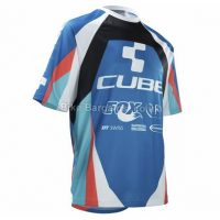 Cube Action Team Round Neck Signature Short Sleeve Jersey