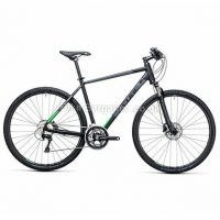 Cube Cross City Alloy Hybrid City Bike 2017