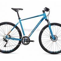 Cube Nature Pro Alloy Hybrid City Bike 2017