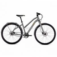 Ghost Square Urban 3 Ladies Alloy Hybrid City Bike 2017