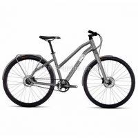 Ghost Square Urban 6 Ladies Alloy Hybrid City Bike 2017