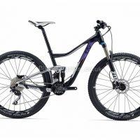 Giant Liv Pique 3 Ladies 27.5″ Alloy Full Suspension Mountain Bike 2017
