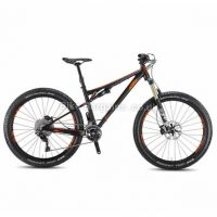 KTM Kapoho Custom 27.5″ Alloy Full Suspension Mountain Bike 2017