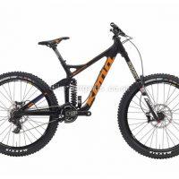 Kona Supreme Operator DH 26″ Carbon Full Suspension Mountain Bike 2016