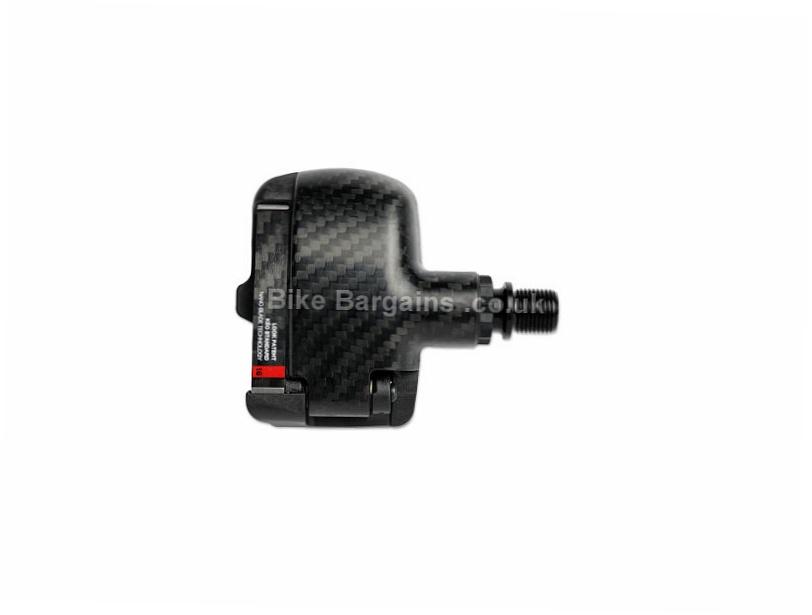 Look Keo Blade Aero Carbon Road Pedals Black, Carbon, 120g