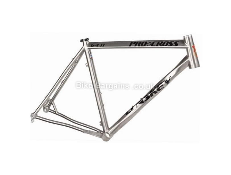 Lynskey Pro Cross Titanium Disc Cyclocross Frame 2017 £1200! was ...