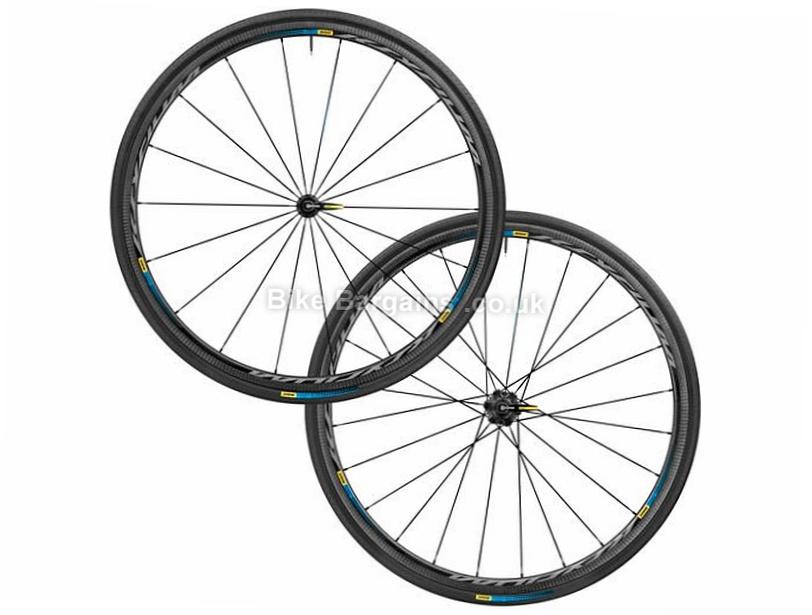 Mavic ksyrium pro haute route tubular road wheels 800 for Haute wheels