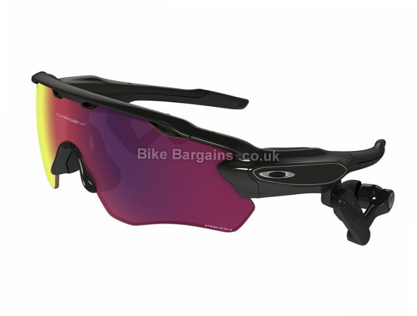 Oakley Radar Pace Personal Training System Prizm Road Glasses Black