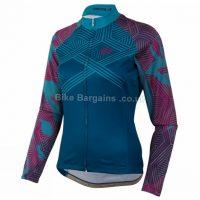 Pearl Izumi Ladies Elite Thermal Ltd Long Sleeve Jersey