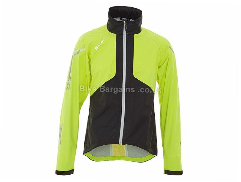 Polaris Hexon Waterproof Jacket L,XL,XXL, White, Yellow, Red, Black