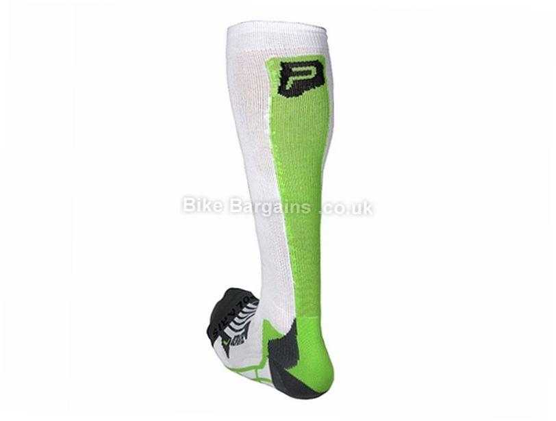 Polaris UltraTec Compression Socks S, White