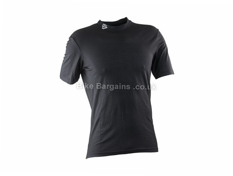 Race Face Stark Short Sleeve Jersey 2015 XL, Black