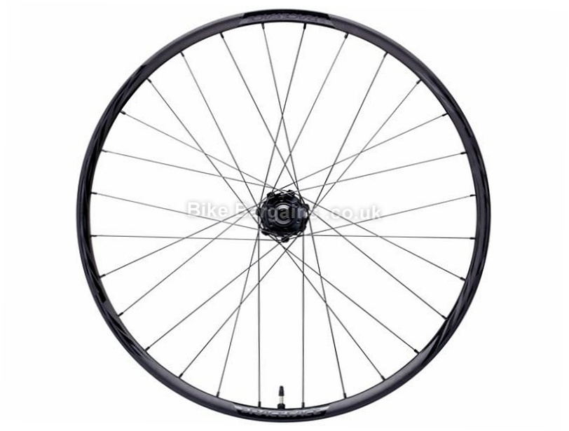"Race Face Turbine R 27.5 Mountain Bike Front Wheel 27.5"", Black, Standard, Alloy, 28 Spokes, 9, 10, 11 Speed"