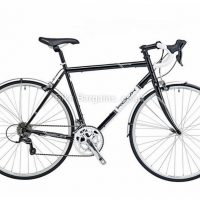 Roux Menthe Black Steel Audax Touring Road Bike 2018