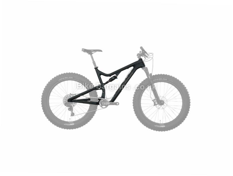 Salsa Bucksaw Fat Carbon Full Suspension Mountain Bike Frame £1200 ...