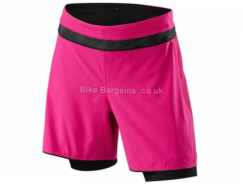Specialized Shasta Ladies Sport Skort 2015 M, Pink, Black